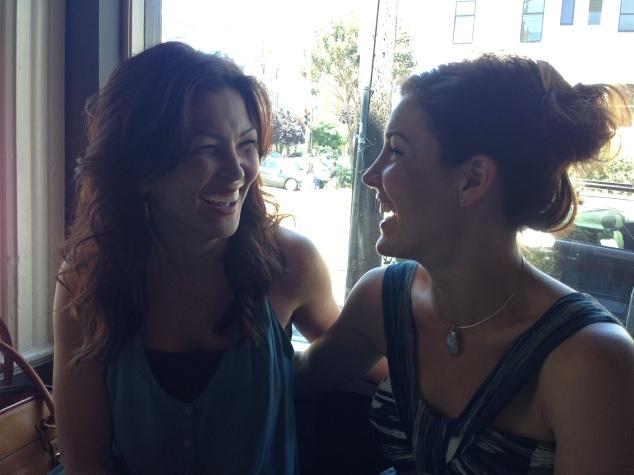 Regina and Cassie